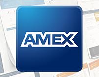 UX Benchmark - AMEX Api Portal