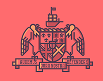 State and Territory Crest Redesign