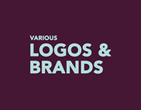 Various Logos & Brands from 2007-2011
