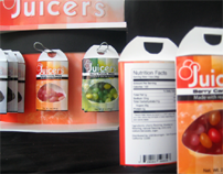 Juicers Package Design