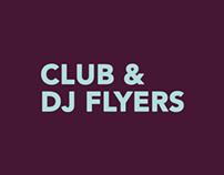 Club & DJ Flyers