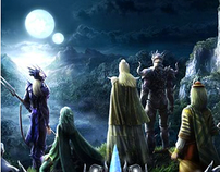 Final Fantasy IV - DS