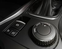 Renault Kadjar Interior - Full CGI