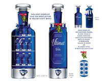 Aug 2011 Designed POS for Patron's New Ultimat Vodka