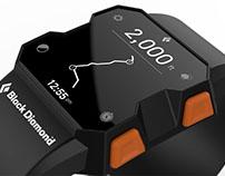 Black Diamond Epoch GPS Watch