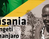 poster //benefiz_slide show tansania