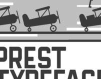 Prest Typeface