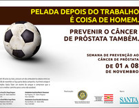Campaign of Prevention Against the Cancer of Prostate