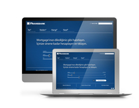Finansbank Mortgage | Web Site