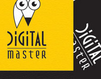 Digital Master | Logotype and Business Card