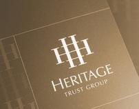 Heritage Trust Group : Brand identity