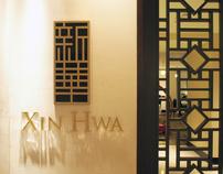 Xin Hwa, Mandarin Oriental Jakarta : Brand identity