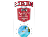 Smirnoff - On Pack Promotion