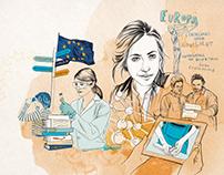 Der Europäische Sozialfonds – ESF