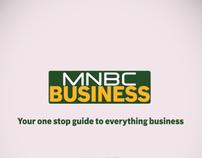 MNBC BUSINESS_Promo,2011