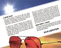 Sommerkort for Schjærven