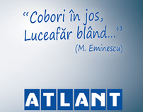 ATLANT - advertising campaign