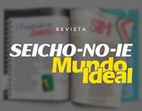 SEICHO-NO-IE - Revista Mundo Ideal