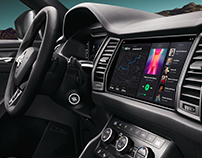 Škoda Interface Concept