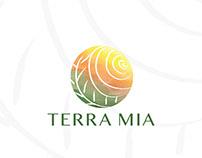 TERRA MIA (CLAY PRODUCT) - IDENTITY DESIGN