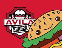Ávila Burger - Campañas y piezas