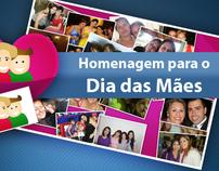 """Ação """"Dia das Mães"""" - Temmais.com"""