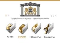"Real estate agency ""Arteks-M"" (Odessa, Ukraine)."