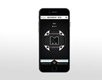 App Movement Bed
