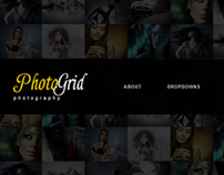 PhotoGrid - WordPress Theme