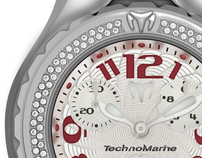 Vector art - Technomarine watch