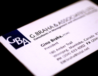 G. Braha and Associates Rebrand