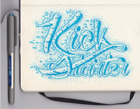 """Kick Starter"" for ""Good Type"""