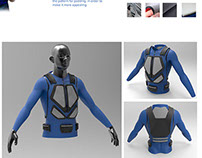 Life Jacket for Kayakers and Canoers: Human Factors