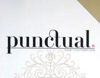 punctual magazine.