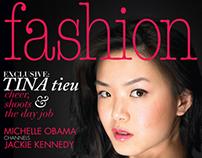 Print Editorial & Magazine Design