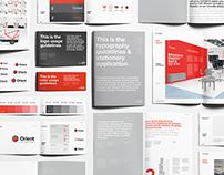 Orient | Brand Guideline