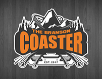 The Branson Coaster - Branding & Marketing