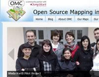 Open Maps Caucasus