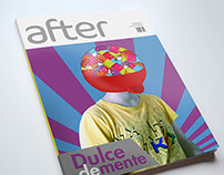 Revista After - Diseño Editorial