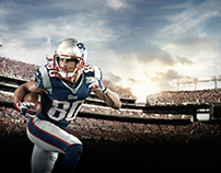 NFL for Verizon with mcgarrybowen & Erwin Penland