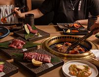 Food Photography • Gyuzo Japanese BBQ