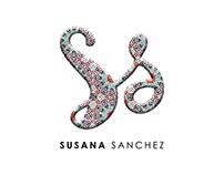 Logo para la ceramista Susana Sánchez