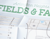 Field and Facilities Map