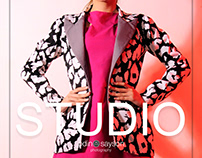 Studio: the 2012 Project (Christianne M Fashion Thesis)