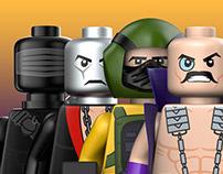 Lego Minifigures: Series 11