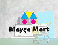 Mayga Mart Logo | Online Store