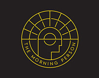 The Morning Person Logo