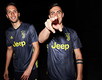 Juventus 3rd Kit - Visuals