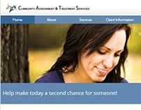 Community Assesment & Treatment Services Website