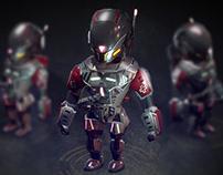 Sci Fi Medic Character